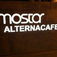 Photo taken at Mostar Alterna Cafe by nassos k. on 10/12/2012