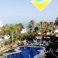 Photo taken at Hotel Iberostar Coral Beach by Omar on 7/15/2017