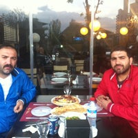 Photo taken at Pidesun by Ilhan T. on 4/24/2014