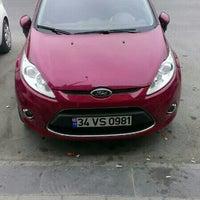 Photo taken at Değişim Rent A Car by Muhammet Z. on 3/1/2014