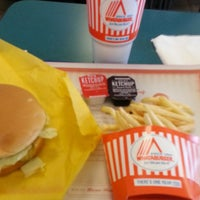Photo taken at Whataburger by Mike S. on 3/15/2013