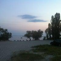 Photo taken at Пляж by fibizzz on 6/22/2013