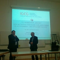 Das Foto wurde bei TU Wien Fakultät für Informatik von Mariebeth A. am 1/21/2014 aufgenommen