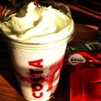 Photo taken at Costa Coffee by Victor Adrian C. on 10/31/2013