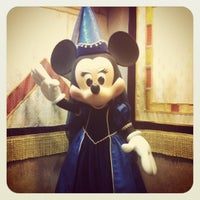 Photo taken at Mickey's PhilharMagic by Tata W. on 11/4/2012
