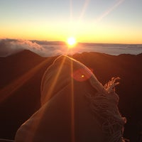 Photo taken at Haleakalā Vistor Center by Felipe A. on 12/16/2012