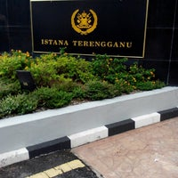 Photo taken at Istana Terengganu by wan j. on 8/14/2014
