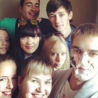 Photo taken at ННГАСУ 1-417 by Олег Ф. on 10/23/2013
