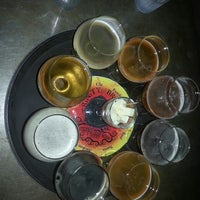 Photo taken at Trinity Brewing Company by Vicki S. on 7/7/2013