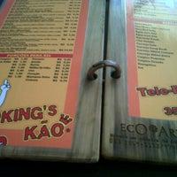 Foto tirada no(a) King's Kão por Pollyanna W. em 1/23/2013