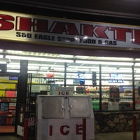 Photo taken at Shakti S&D Eagle Stop by Yours T. on 11/18/2013