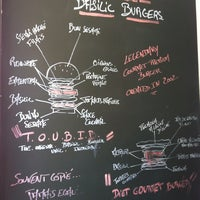 Photo taken at Basilic Café by Morgan G. on 9/8/2013