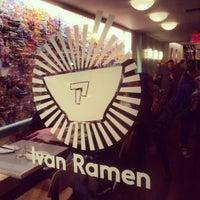 Photo taken at Ivan Ramen by EatMeDrinkMeNYC on 5/10/2014