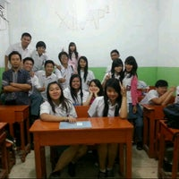 Photo taken at SMP/SMK Permata bunda by Welly G. on 9/14/2013