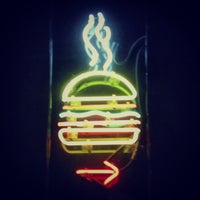 Photo taken at Burger Joint by Courtney K. on 9/20/2013