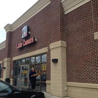 Photo taken at Little Caesars Pizza by Toad K. on 9/28/2013