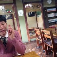 Photo taken at 食事処 樵 by Mitsuhiro I. on 11/11/2014