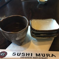Photo taken at Sushi Mura by Khara Mayreen C. on 1/5/2017
