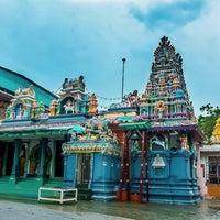 Photo taken at Sri Meenatchi Sundareswarar Temple ஶ்ரீ மீனாட்சி சுந்தரேசுவரர் ஆலயம் by B.Thinesh K. on 4/6/2016