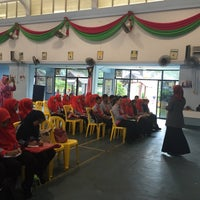 Photo taken at Kolej Vokasional Kuantan by Syafiqah S. on 4/6/2016