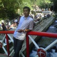 Photo taken at Pemandian Air Panas - Hotel Duta Wisata Guci by AYazz on 10/16/2013