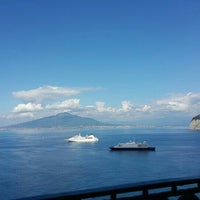 Photo taken at Europa Palace Grand Hotel Sorrento by Eric S. on 9/25/2015