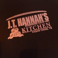 Photo taken at J.T. Hannah's Kitchen by Sam V. on 1/1/2017
