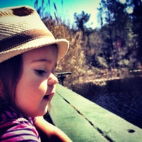 Photo taken at Gibsons Pond Park by Matti R. on 3/19/2013