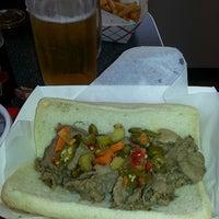 Photo taken at Mel's Hot Dogs by JON 👌 P. on 7/26/2013