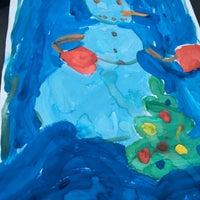 Снимок сделан в Детская Художественая Школа им. Стожарова №2 пользователем Alexey T. 12/26/2015