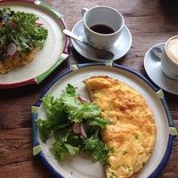 Photo taken at Marthy's Kitchen by Anastassiya P. on 9/7/2014