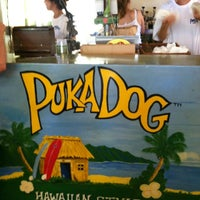 Photo taken at Puka Dog by Katie O. on 6/25/2013