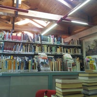 """Photo taken at biblioteca Civica """"Cantone"""", Mathi by Chiara M. on 9/17/2013"""