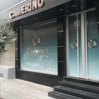 Photo taken at Camerino Leather by Hagop E. on 12/30/2013