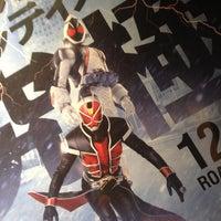 Photo taken at TOHO Cinemas by Ikariyama K. on 12/24/2012