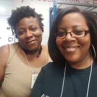 Photo taken at Minnie's Food Pantry by Keisha F. on 9/1/2016