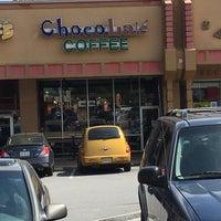 Photo taken at Chocolaté Coffee by Rico N. on 4/20/2016