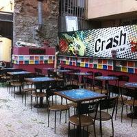 Photo taken at Crash Borsa Bar by Motor K. on 10/13/2013