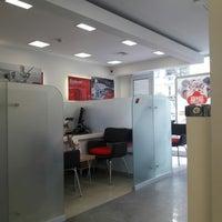 Photo taken at Ziraat Bankası by Okkan Ö. on 12/6/2017