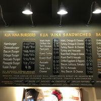 Photo taken at Kua'āina Sandwich by Adam M. on 1/21/2018