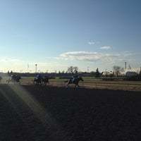 Photo taken at The Horses at Northlands Park by Paul F. on 5/9/2015