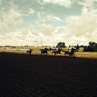 Photo taken at The Horses at Northlands Park by Paul F. on 7/19/2014