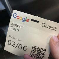 Photo taken at Google by Amber C. on 2/6/2017