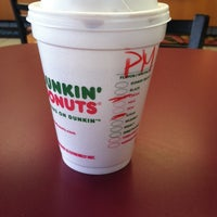 Photo taken at Dunkin' Donuts by Ed O. on 11/9/2013