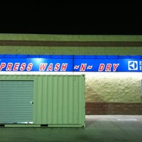 Photo taken at X-press Wash-n-Dry by Andrew P. on 10/9/2012