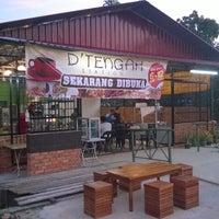 Photo taken at D Tengah Station by Mohd Haffiez M. on 2/4/2014