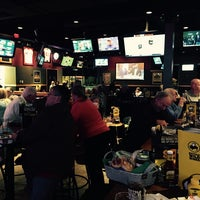 Photo taken at Buffalo Wild Wings by Dr Stephen M. on 11/20/2014