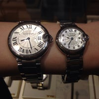 Photo taken at Cartier by Deemaa A. on 2/15/2014