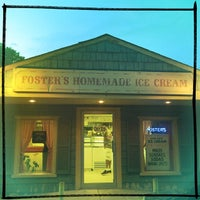 Foster's Homemade Ice Cream