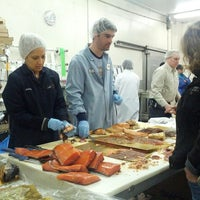 Photo taken at Acme Smoked Fish by Rachel W. on 4/26/2013